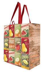 Laminated Woven PP, standard reusable shopping tote