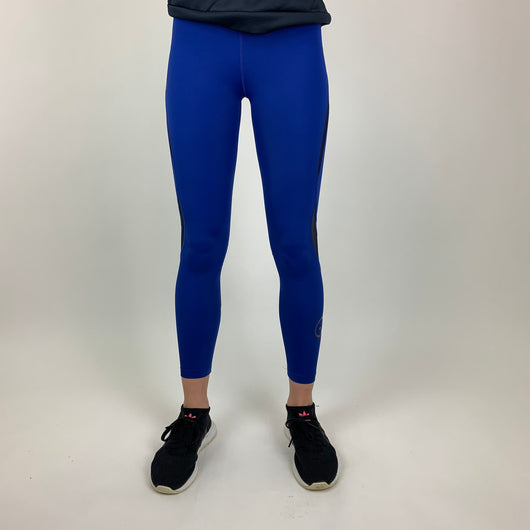 MEDIUS LEGGINGS - BLUE