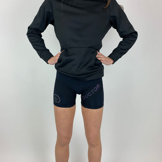 LADIES +DUCTOR SHORTS