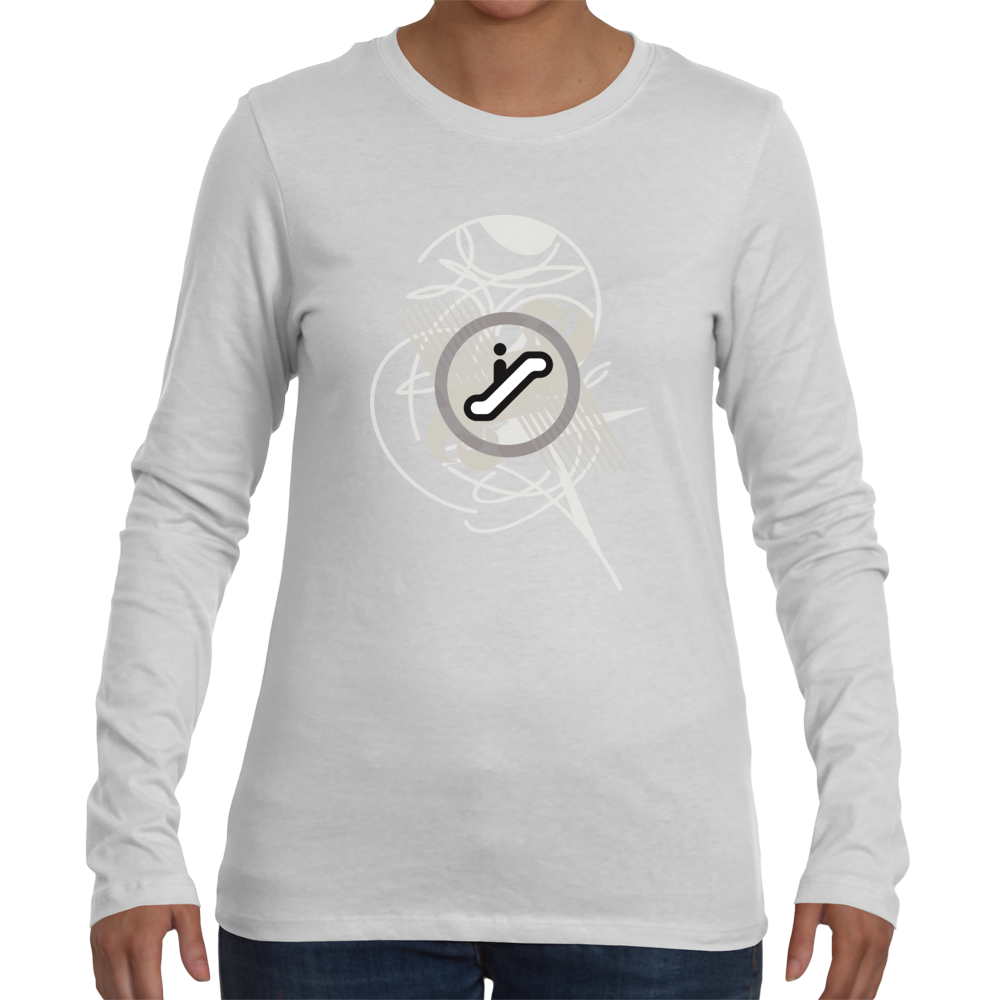 Going Up / Women's Long Sleeve Tee