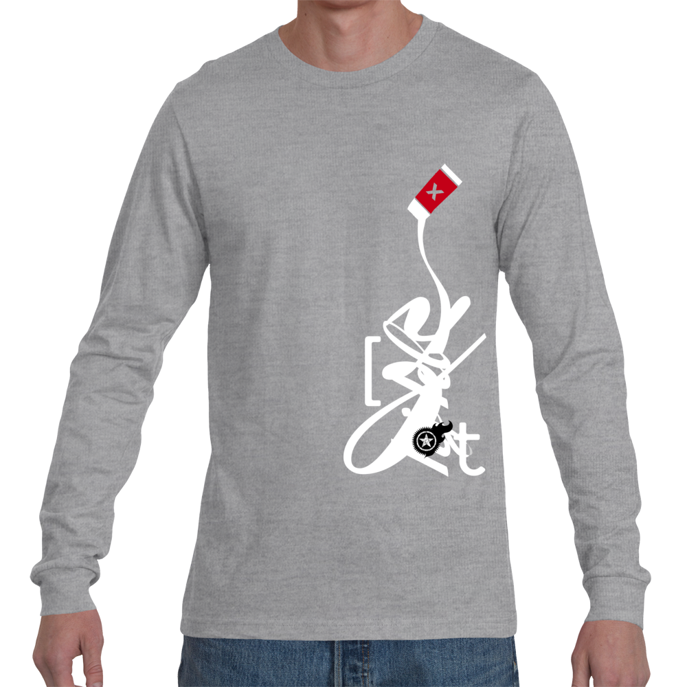 Y Not X / Long Sleeve tee