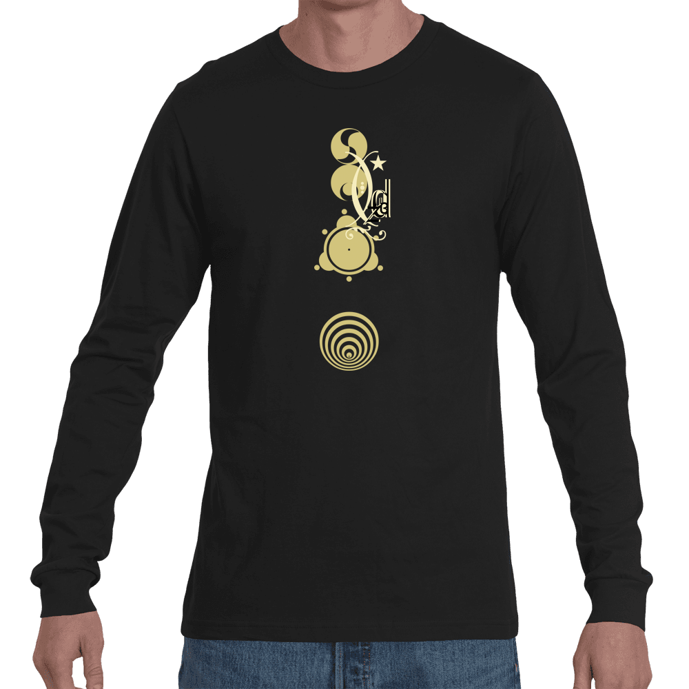 Star Crest Long Sleeve Tee