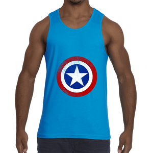 Shield The Star Tank Top