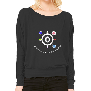DBZ Molecule Off Shoulder Tee