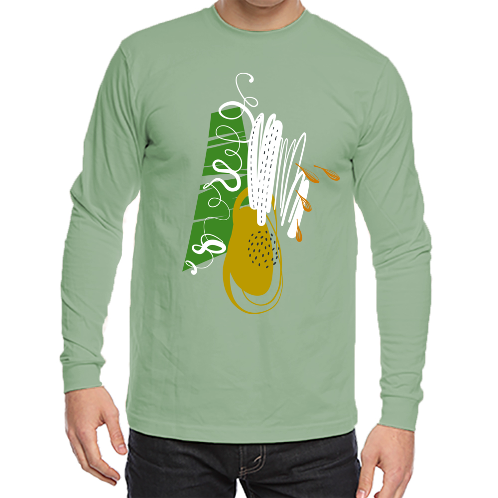 Fall For All Organic Long Sleeve Tee
