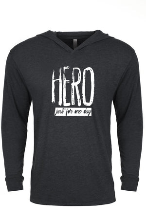 Hero Just For One Day Soft Hoodie