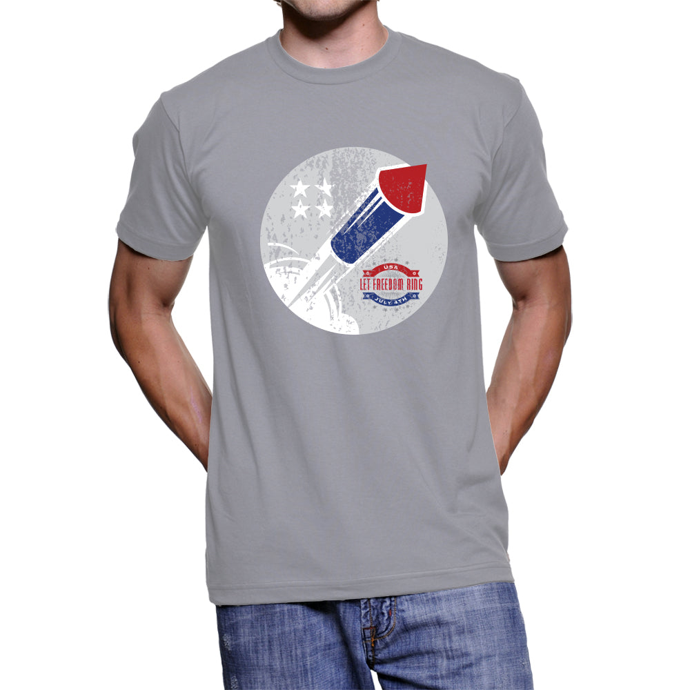 Let Freedom Ring USA Tee