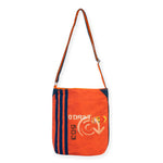 Orange Driver Crossbody