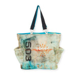 Ocean Ridge 503 / Oversized Tote
