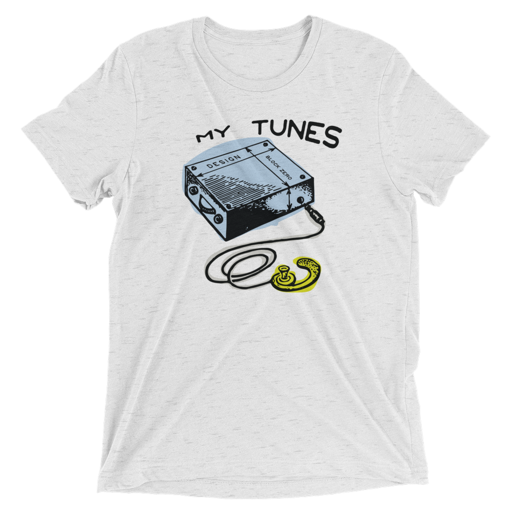myTunes Short sleeve t-shirt