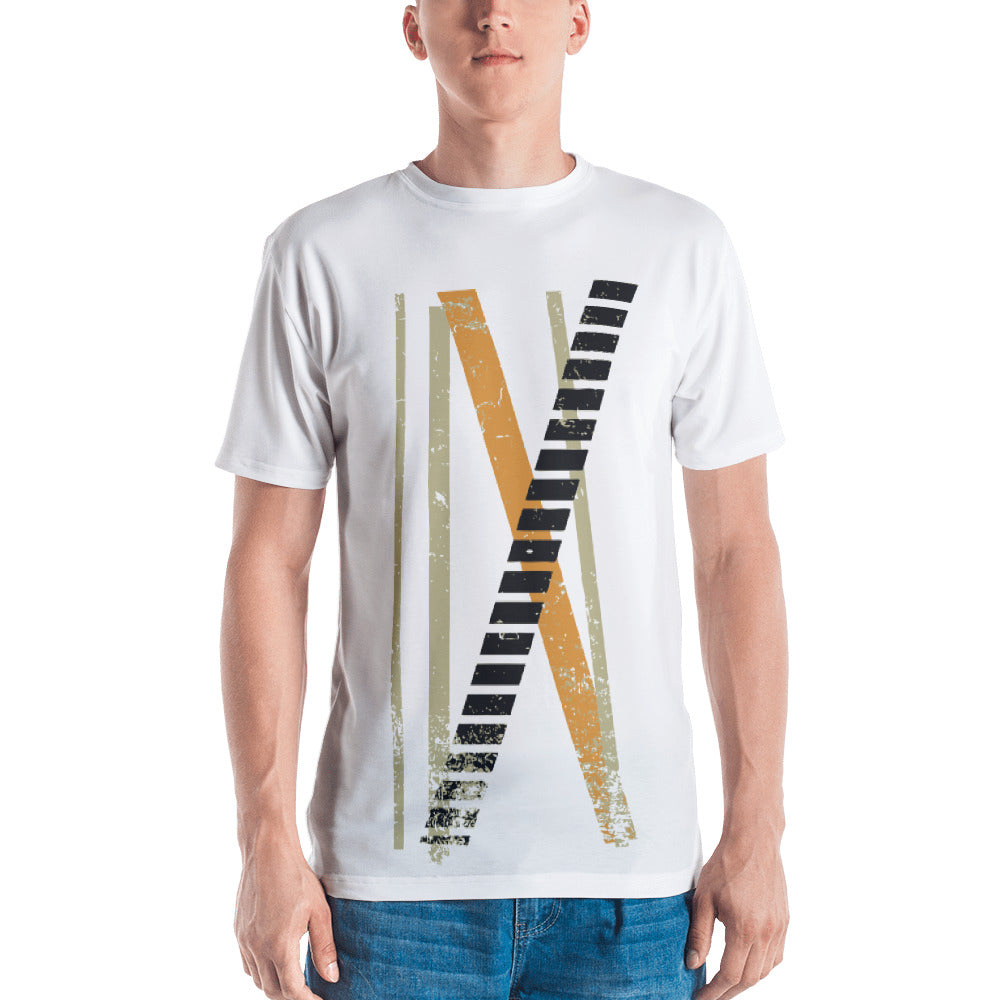 Message To Mars Men's T-shirt