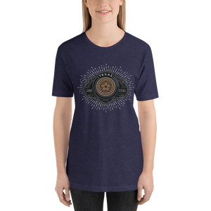 Texas Lone Star Short-Sleeve Unisex T-Shirt