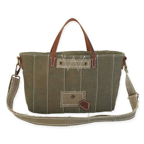SMALL TOTE CROSSBODY