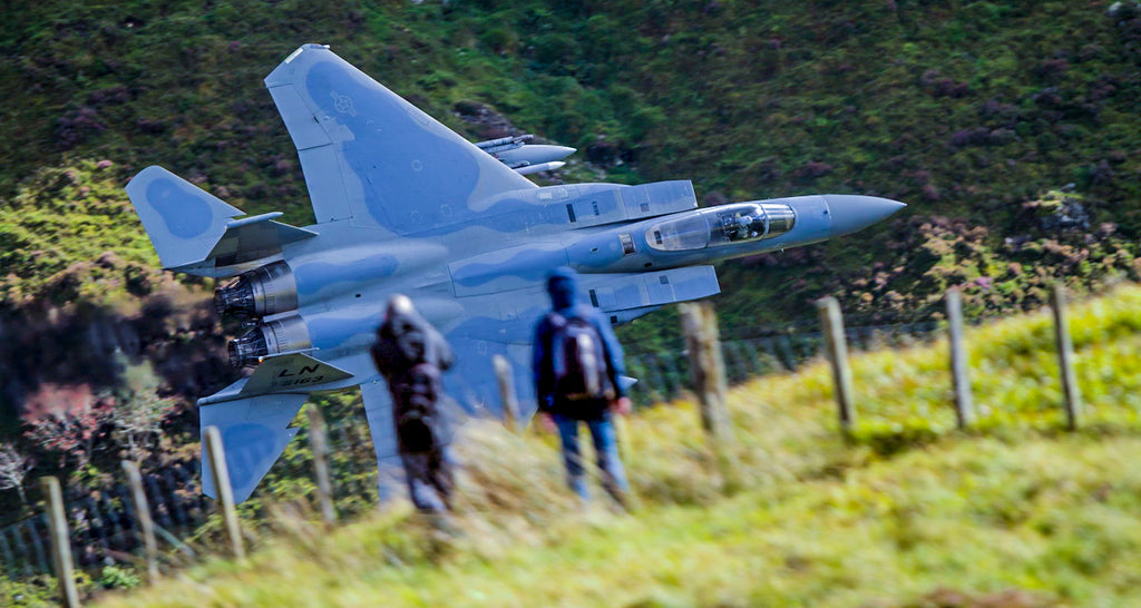 The Mach Loop - Grim Reapers