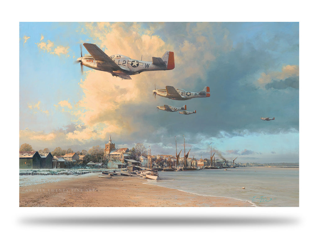 Towards The Home Fires by Robert Taylor