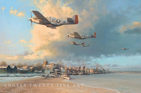 Image of Towards The Home Fires by Robert Taylor