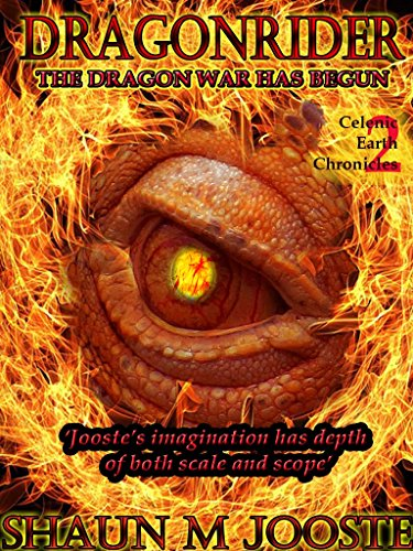 DragonRider: Book 2 of the Celenic Earth Chronicles