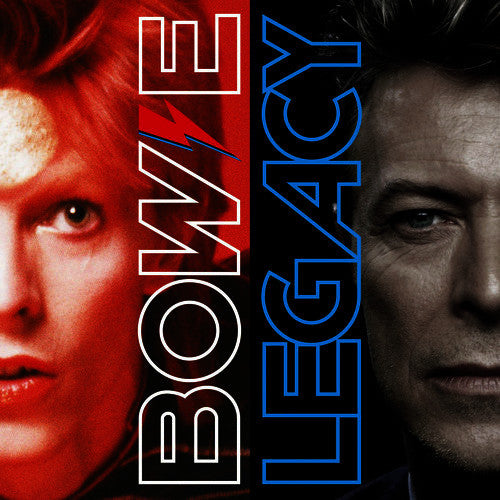 David Bowie - Legacy: Gatefold Music (Hitchin's Independent Record Shop - Vinyl Records and Accessories)
