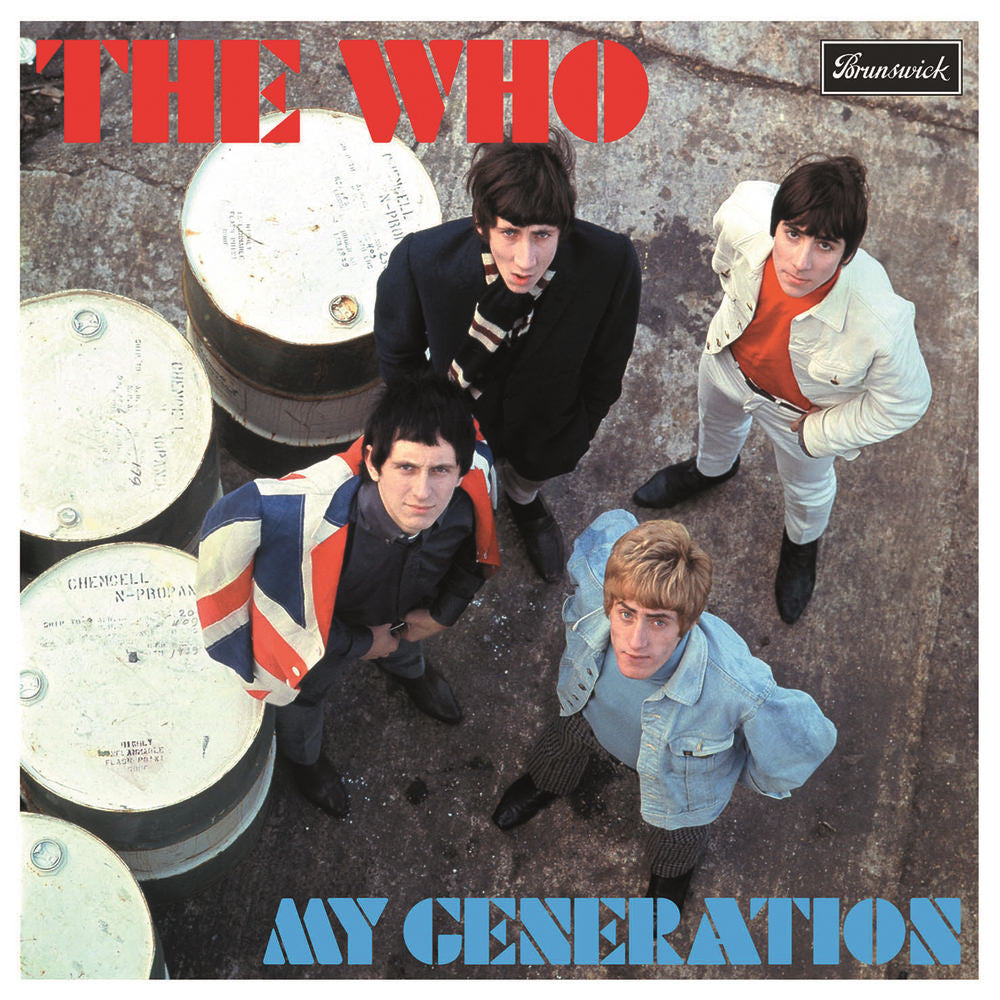 The Who - My Generation: Gatefold Music (Hitchin's Independent Record Shop - Vinyl Records and Accessories)