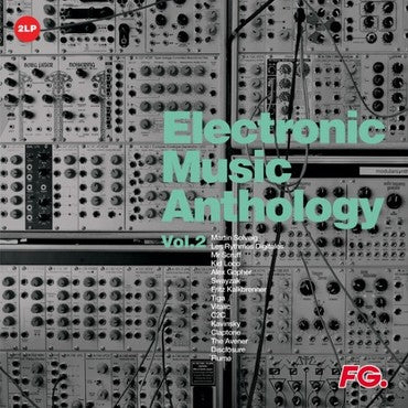 ELECTRONIC MUSIC ANTHOLOGY BY FG  VOL. 2