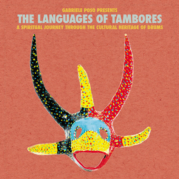Various Artists - Gabriele Poso Presents: The Languages of Tambores: Gatefold Music (Hitchin's Independent Record Shop - Vinyl Records and Accessories)