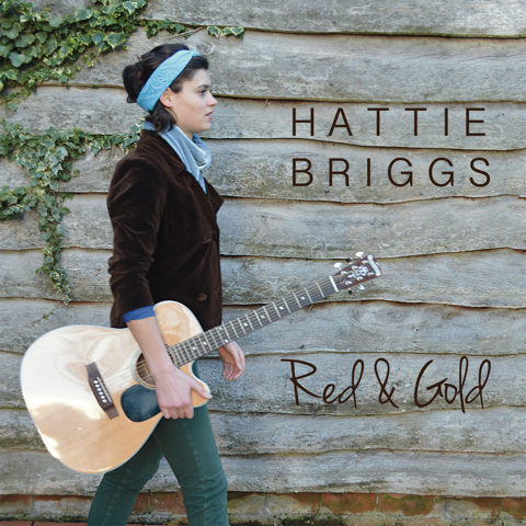 Hattie Briggs - Red & Gold: Gatefold Music (Hitchin's Independent Record Shop - Vinyl Records and Accessories)