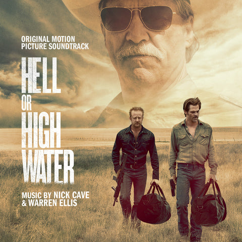Nick Cave & Warren Ellis - Hell Or High Water OST: Gatefold Music (Hitchin's Independent Record Shop - Vinyl Records and Accessories)