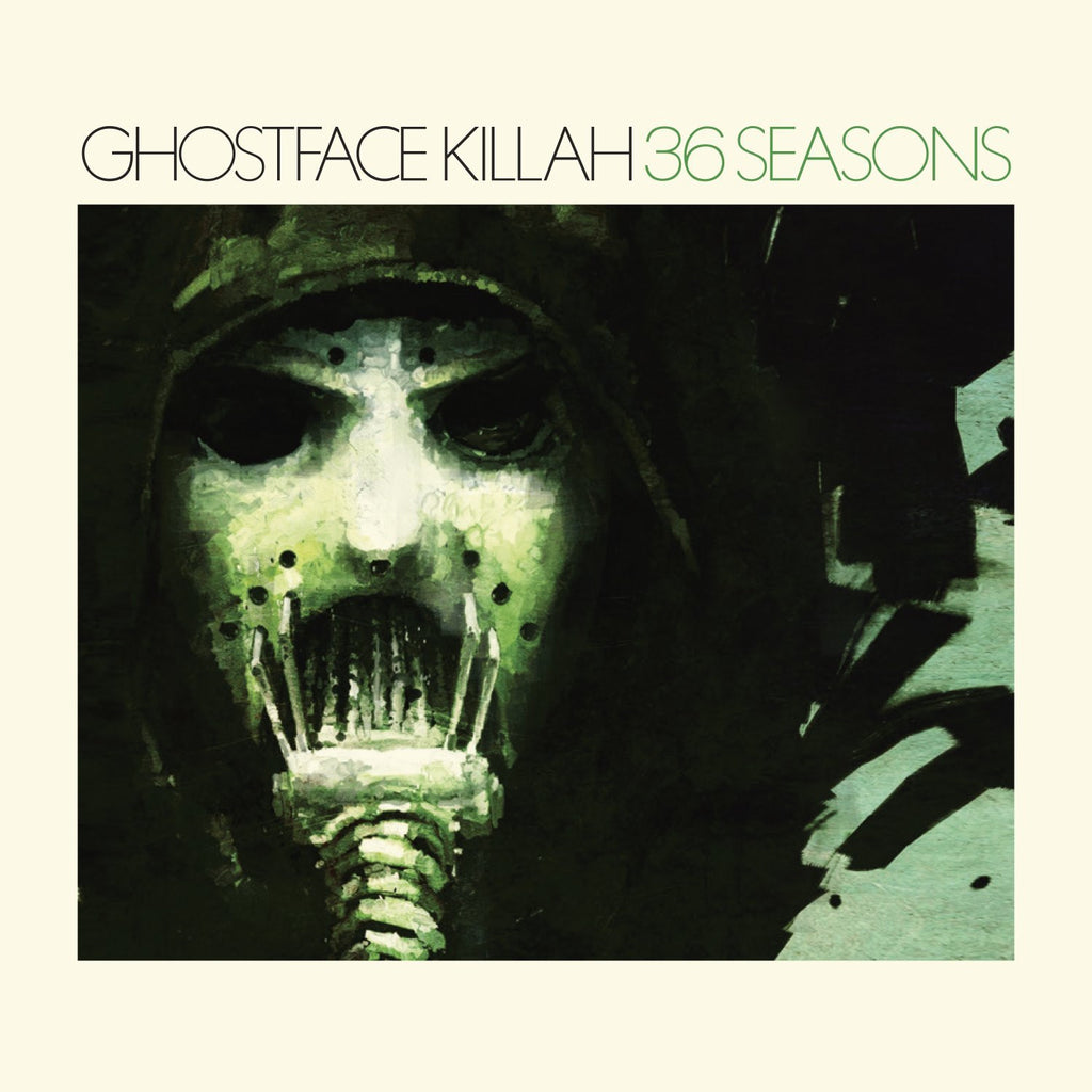 Ghostface Killah - 36 Seasons: Gatefold Music (Hitchin's Independent Record Shop - Vinyl Records and Accessories)
