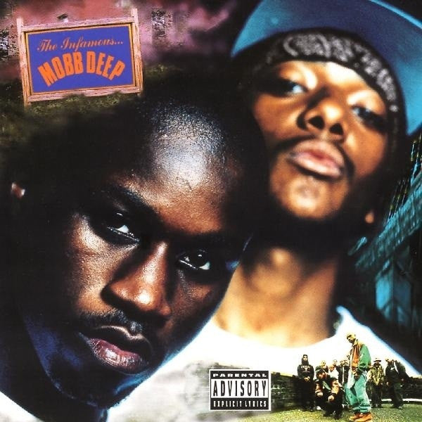 Mobb Deep - The Infamous: Gatefold Music (Hitchin's Independent Record Shop - Vinyl Records and Accessories)