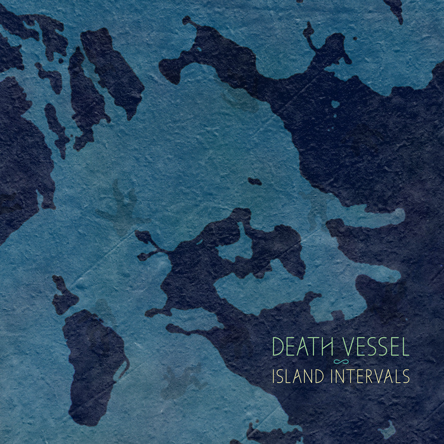 Death Vessel - Island Intervals: Gatefold Music (Hitchin's Independent Record Shop - Vinyl Records and Accessories)