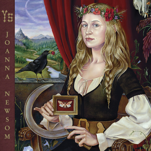 Joanna Newsom - Ys: Gatefold Music (Hitchin's Independent Record Shop - Vinyl Records and Accessories)