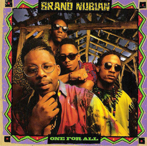 Brand Nubian - One For All: Gatefold Music (Hitchin's Independent Record Shop - Vinyl Records and Accessories)
