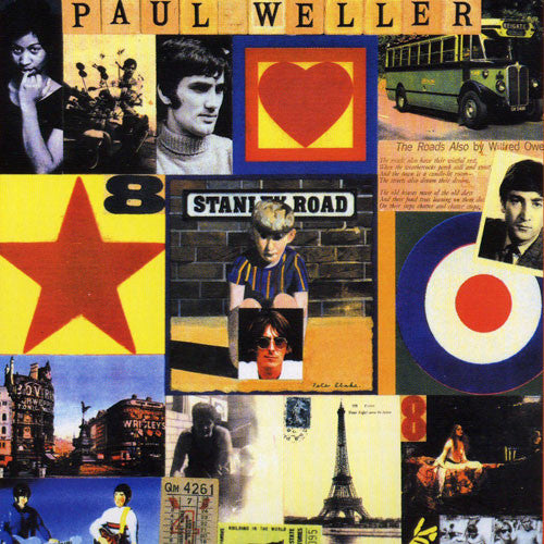 Paul Weller - Stanley Road (2017 Reissue): Gatefold Music (Hitchin's Independent Record Shop - Vinyl Records and Accessories)