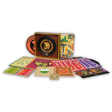 The Trojan Records 50th Anniversary Boxset