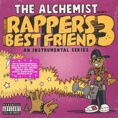Alchemist - Rapper's Best Friend: Gatefold Music (Hitchin's Independent Record Shop - Vinyl Records and Accessories)