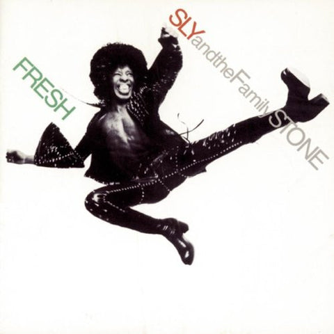 Sly & The Family Stone - Fresh: Gatefold Music (Hitchin's Independent Record Shop - Vinyl Records and Accessories)