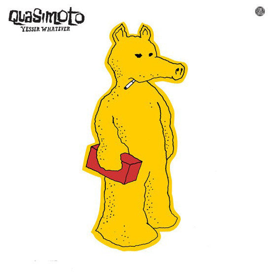 Quasimoto - Yessir Whatever: Gatefold Music (Hitchin's Independent Record Shop - Vinyl Records and Accessories)