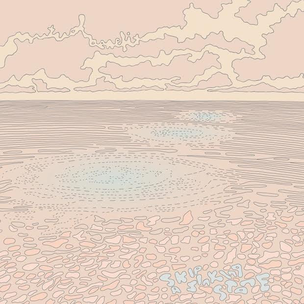 Mutual Benefit - Skip A Sinking Stone: Gatefold Music (Hitchin's Independent Record Shop - Vinyl Records and Accessories)