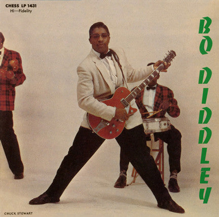 Bo Diddley - Bo Diddley: Gatefold Music (Hitchin's Independent Record Shop - Vinyl Records and Accessories)