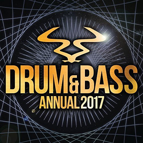 Various Artists - RAM Drum & Bass Annual 2017: Gatefold Music (Hitchin's Independent Record Shop - Vinyl Records and Accessories)