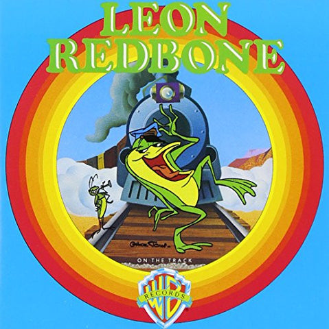 Leon Redbone - On The Track: Gatefold Music (Hitchin's Independent Record Shop - Vinyl Records and Accessories)