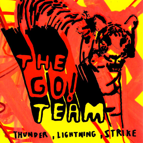 The Go! Team - Thunder, Lightning, Strike: Gatefold Music (Hitchin's Independent Record Shop - Vinyl Records and Accessories)