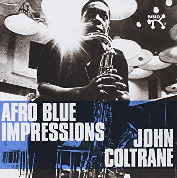 John Coltrane - Afro Blue Impressions: Gatefold Music (Hitchin's Independent Record Shop - Vinyl Records and Accessories)