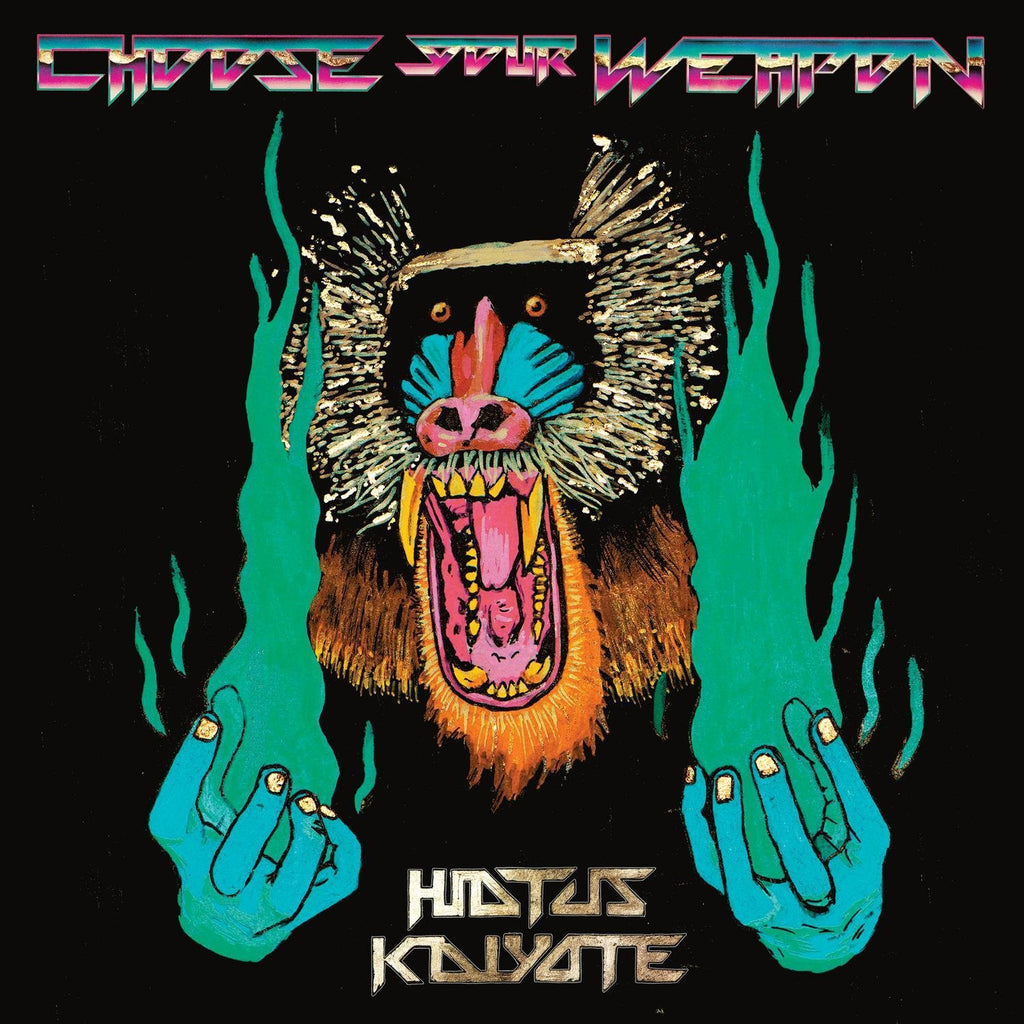 Hiatus Kaiyote - Choose Your Weapon: Gatefold Music (Hitchin's Independent Record Shop - Vinyl Records and Accessories)