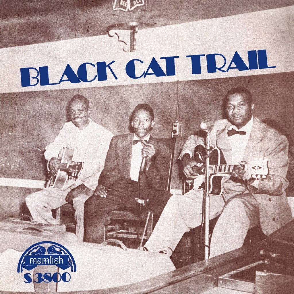 Various Artists - Black Cat Trail: Gatefold Music (Hitchin's Independent Record Shop - Vinyl Records and Accessories)
