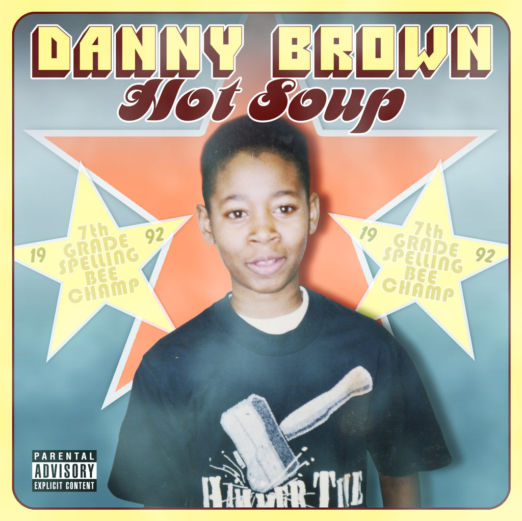 Danny Brown - Hot Soup: Gatefold Music (Hitchin's Independent Record Shop - Vinyl Records and Accessories)