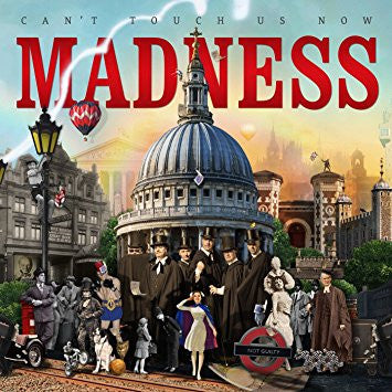 Madness - Can't Touch Us Now: Gatefold Music (Hitchin's Independent Record Shop - Vinyl Records and Accessories)