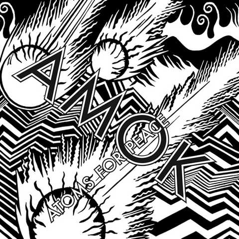 Atoms For Peace - Amok: Gatefold Music (Hitchin's Independent Record Shop - Vinyl Records and Accessories)