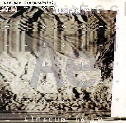 Autechre - Incunabula: Gatefold Music (Hitchin's Independent Record Shop - Vinyl Records and Accessories)