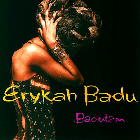 Erykah Badu - Baduizm: Gatefold Music (Hitchin's Independent Record Shop - Vinyl Records and Accessories)